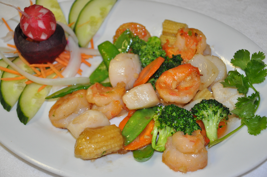 10 Best Shrimp with Mixed Vegetables Recipes  |Shrimp With Mixed Vegetables